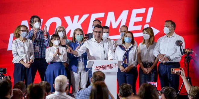Српски медиуми: Пред Заев се два пата за формирање на влада