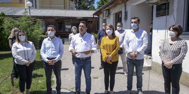 Заев од Тетово: Реконструиравме над 30 здравствени установи, продолжуваме да инвестираме во здравството