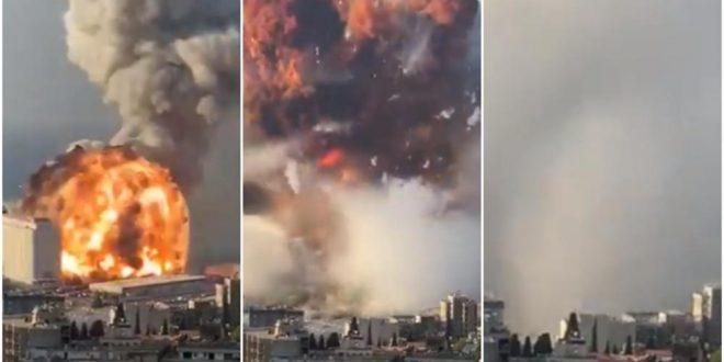 Над 50 жртви во Бејрут, експлозијата се почуствувала на Кипар