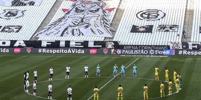 Во бразилската лига заразени 151 фудбалери