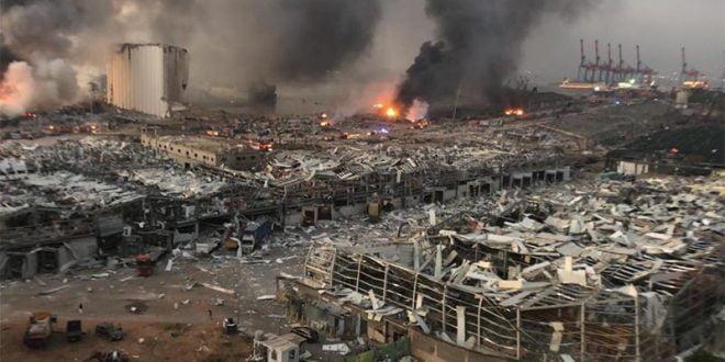 Израел и Хезболах негираат вмешаност за експлозиите во Бејрут