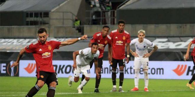 Манчестер Јунајтед втор полуфиналист во ЛЕ