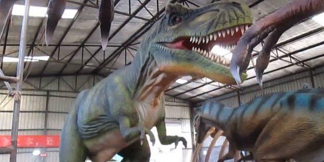 Шилегов: Дино парк во скопската Зоолошка (видео)