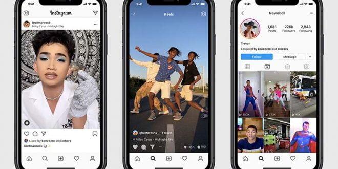 Instagram ја воведе опцијата Reels – со цел да го сруши TikTok
