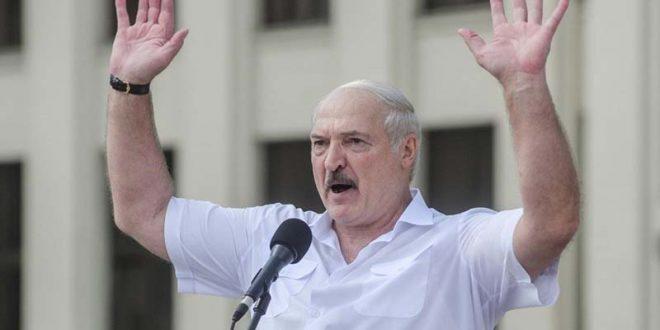 Велика Британија воведе санкции за Лукашенко, неговиот син и соработниците