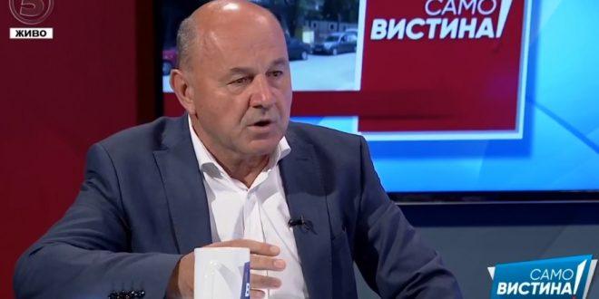 Јанушев не е повеќе генерален секретар, Вело Марковски нов член на ИК на ВМРО-ДПМНЕ