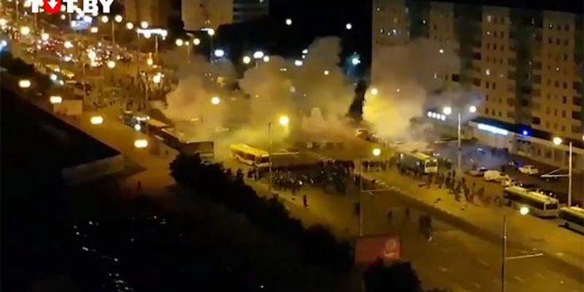 Хаос во Минск – има и мртви ВИДЕО