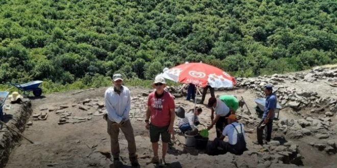 Штипските археолози истражуваат на Пилав Тепе