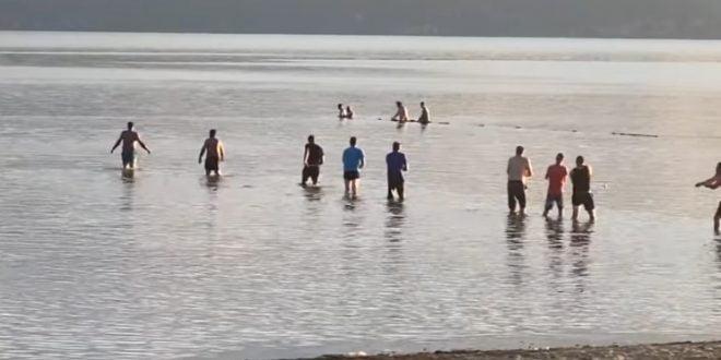 Продолжува потрагата по 16-годишното момче кое се удави во Претор