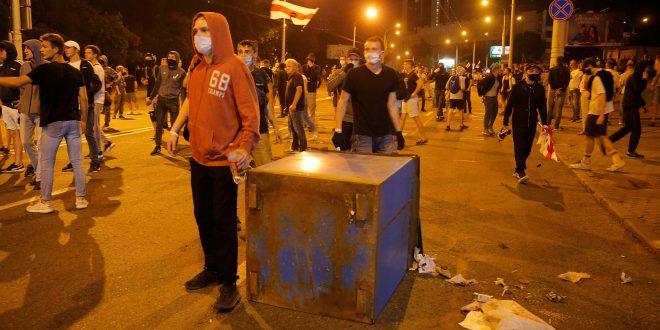 САД ги осудија настаните во Белорусија: Изборите не беа ниту слободни, ниту фер