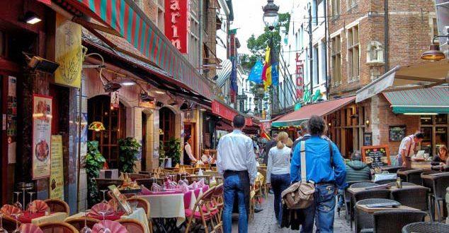 Една третина од рестораните во Брисел пред банкрот