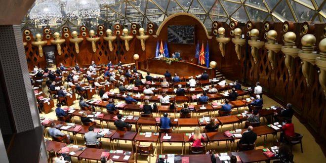 Џафери: Aко мандатот се додели без избран собраниски спикер, таа одлука ќе биде противуставна