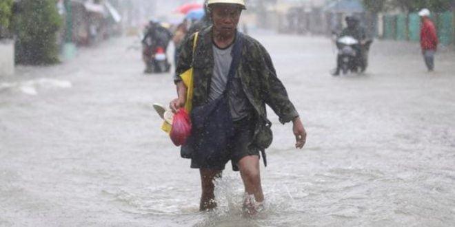Кинеските власти наредија евакуација на жителите пред налетот на тајфунот Хагупит