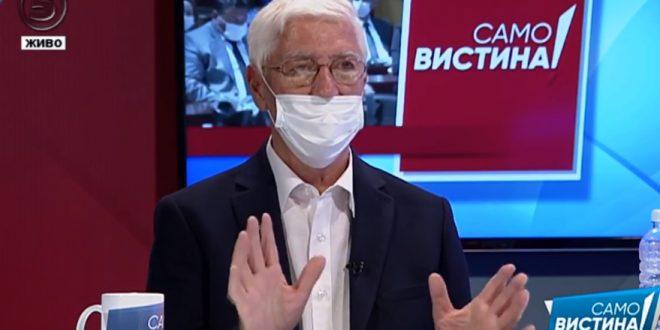 Тито Петковски: Не очекував таква експлозија од национализам од албанска страна