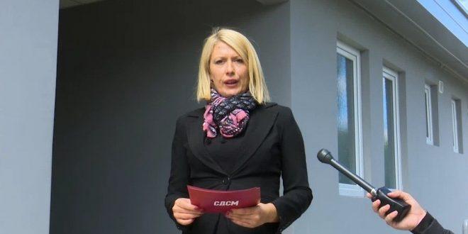 Маркоска: Засилена реализација на капитални проекти во Ѓорче Петров