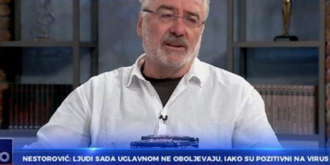 Нова интернет сензација на епидемиологот Несторовиќ: Очекувам тетоважа (ФОТО)