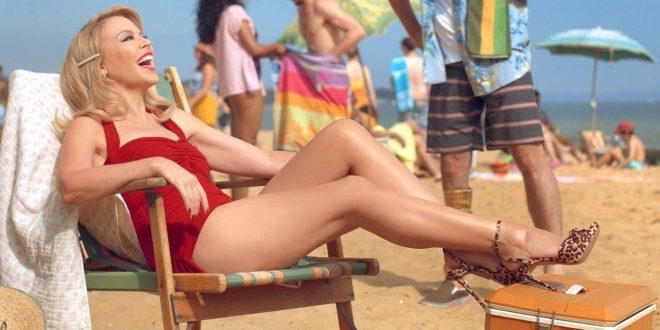 Воопшто не е висока, но Кајли Миног има најдолги нозе во светот на шоубизнисот (ФОТО)