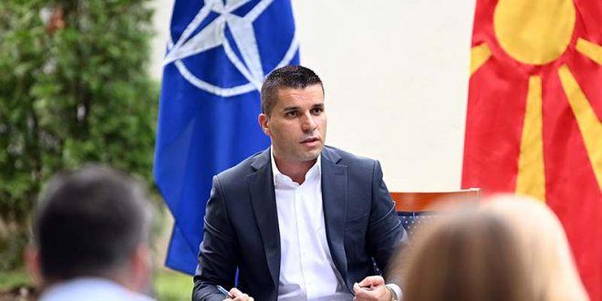 Николовски: С.Македонија веќе не е дел од глобално незадоволителните држави во делот на корупцијата