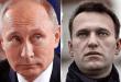 Странски медиуми: Путин наводно рекол дека Навални самиот се отрул себеси