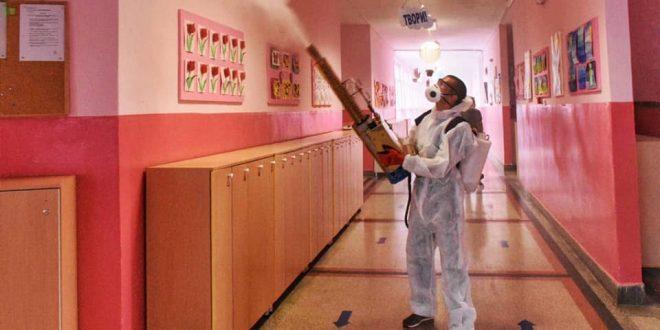 Богдановиќ: Се е подготвено за безбеден старт на учебната година во општина Центар