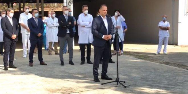 Филипче: Пет нови смртни случаи од Ковид-19