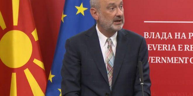 Заев-Гир: Потребно е да реформираат сите области, особено владеењето на правото