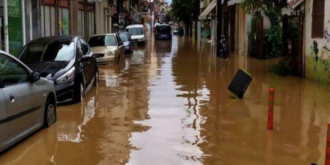 """Трета жртва на ураганот """"Јанош"""" во Грција"""