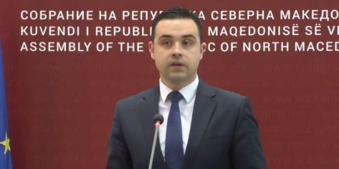 Костадинов: ВМРО-ДПМНЕ предводена од Мицкоски останува посветена на деструкција, неодговорно и незрело однесување