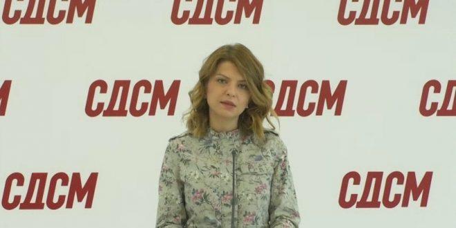 """Лукаревска: Платежни картички """"Купувам домашно"""" ќе добијат и дополнителни 540 студенти"""