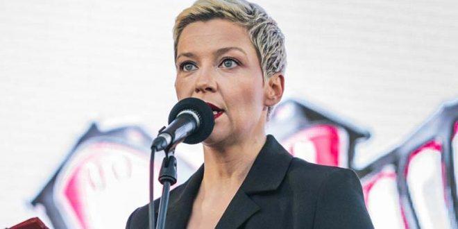 Колесникова ќе биде задржена во притвор до 8 ноември