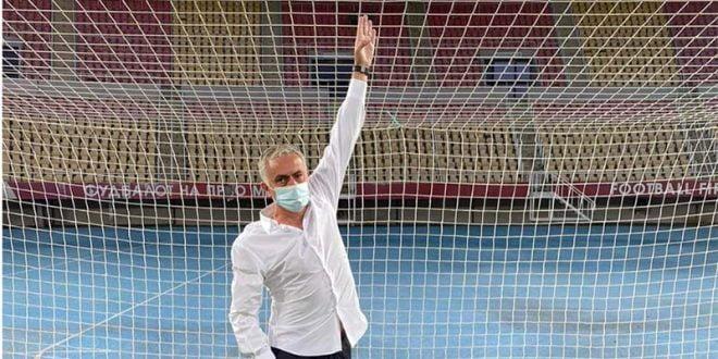 """Мурињо: Едниот гол на """"Тоше Проески"""" беше за 5 сантиметри понизок"""