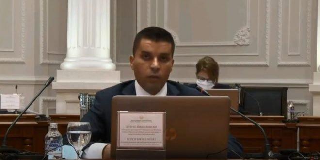 Вицепремиерот Николовски ќе го следи почитувањето на Кодексот за етичко однесување