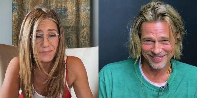 Бред Пит и Џенифер Анистон водеа секси разговор (ВИДЕО)