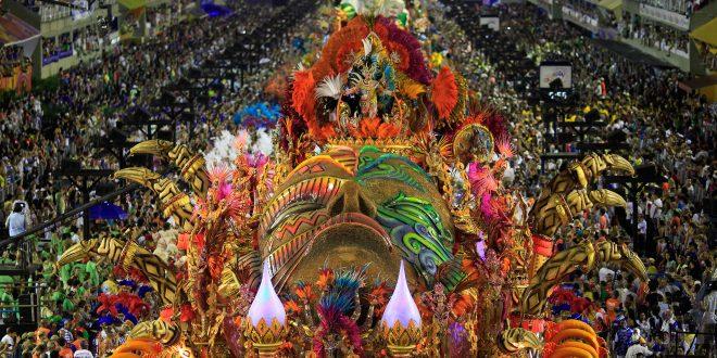 Одложен карневалот во Рио де Жанеиро