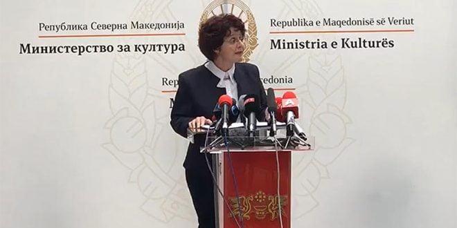 Стефоска најави санирање на штетата од проектот Скопје 2014
