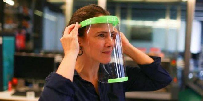 Пластичните визири скоро целосно се неефикасни во спречување на короната