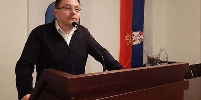 Чворовиќ: Секој нов раскол во православието е добредојден во САД во хибридната војна против Русија
